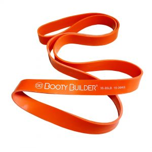 Booty Builder Power Band – Oransje