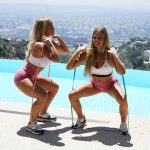 Booty Builder Power Band – Turkis
